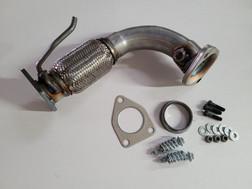2003-2007 Honda Accord 2.4L Downpipe with Hardware