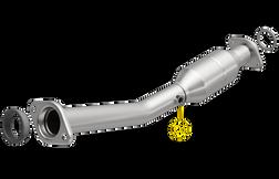2011-2015 | Nissan Juke | 1.6L | FWD | Rear Direct Fit  Catalytic Converter  OEM Grade EPA