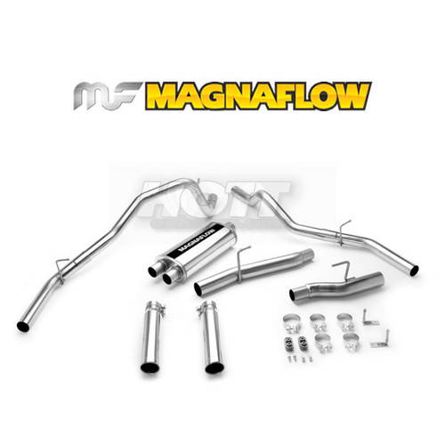 Magnaflow 15087_Ford F-150 3.5L Dual Performance Exhaust System