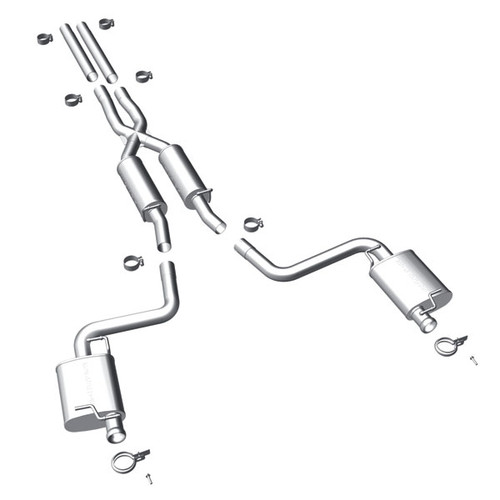 Magnaflow 15099_Dodge Performance Exhaust System