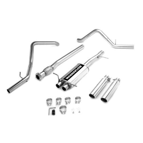 Silverado/Sierra Exhaust