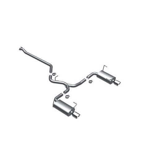 Magnaflow 16856 | Subaru Impreza WRX Sedan , Forester | Stainless Cat-Back Performance Exhaust System