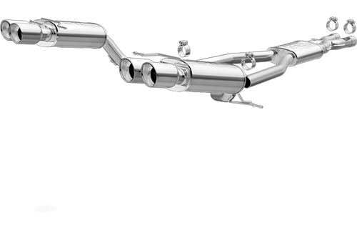 Magnaflow 15658 Stainless Steel 2.5 Dual Cat-Back Exhaust System