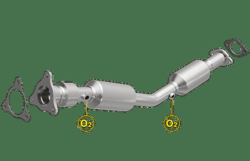 Magnaflow 49197   Chevrolet Cobalt/HHR   Pontiac G5   Saturn Ion   2.2L   Automatic Trans   Catalytic Converter-Direct Fit   OEM Grade EPA