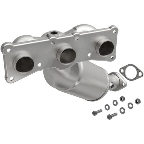 Magnaflow 49763   BMW 330I/XI/325I/XI/328I/XI/X5/128I/328I XDRIVE/X3   3L   Rear   Catalytic Converter-Direct Fit   OEM Grade EPA