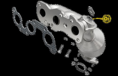 Magnaflow 50260 | LEXUS ES300, TOYOTA CAMRY | 3L | Rear | Catalytic Converter-Direct Fit | Standard Grade EPA
