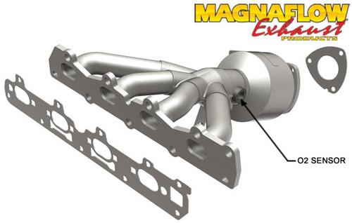 Magnaflow 51670 Saturn Aura, Chevrolet Malibu, Pontiac G6 Manifold Catalytic Converter