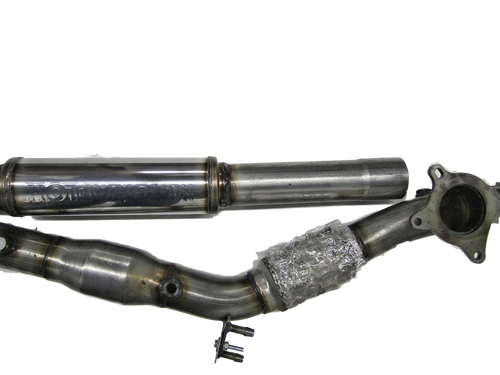"2005-2012 VW GTI, JETTA, AUDI A3, 2.0  Turbo 3"" Downpipe ( FWD Models)"