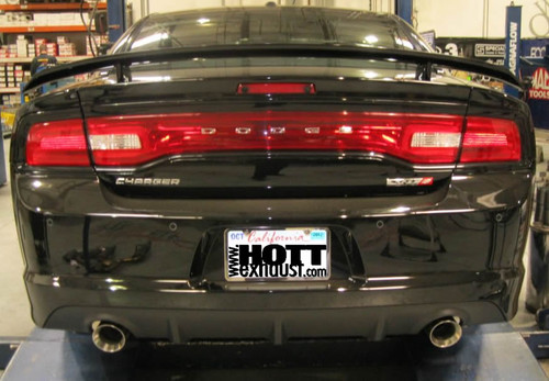 Magnaflow 15494   Dodge Charger SRT-8   Stainless Cat-Back Performance Exhaust System