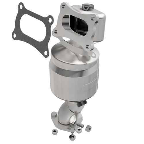 Magnaflow 51898   ACURA TL/TSX/MDX/ZDX, HONDA ACCORD   3.5L   Rear   BANK 1   Catalytic Converter-Direct Fit   OEM Grade EPA