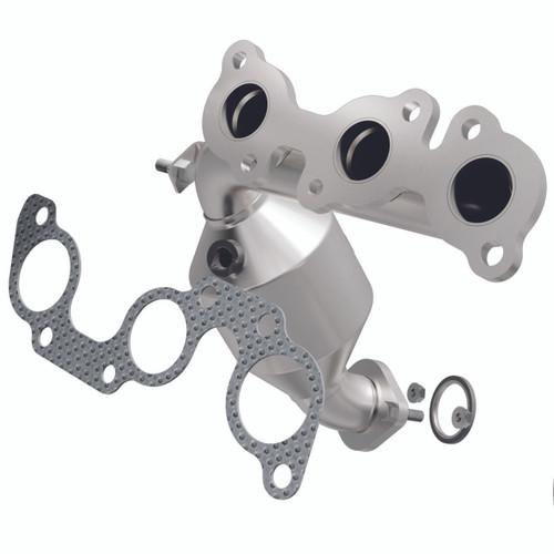 Magnaflow 49837   LEXUS RX330, TOYOTA SIENNA (AWD)/HIGHLANDER   3.3L   Passenger Side-BANK 1   Catalytic Converter-Direct Fit   OEM Grade EPA