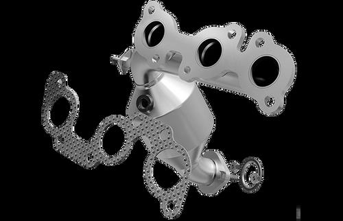 Magnaflow 50275 | LEXUS RX330, TOYOTA SIENNA/HIGHLANDER | Front Wheel Drive 3.3L | Passenger Side | Catalytic Converter-Direct Fit | Standard Grade EPA