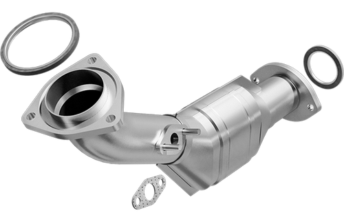 Magnaflow 447185 | TOYOTA TUNDRA/TACOMA | 3.4L | Front | Catalytic Converter-Direct Fit | California Legal | EO# D-193-103