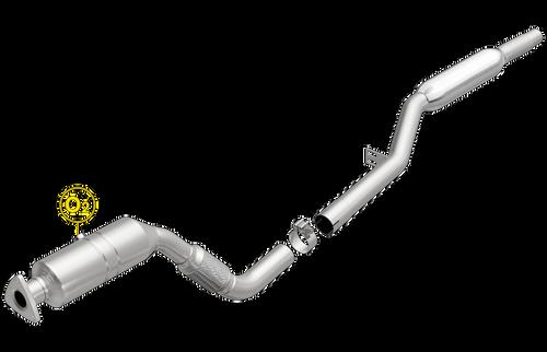 AUDI A6/A6 QUATTRO | 3.2L | Driver Side | Catalytic Converter-Direct Fit | OEM Grade EPA