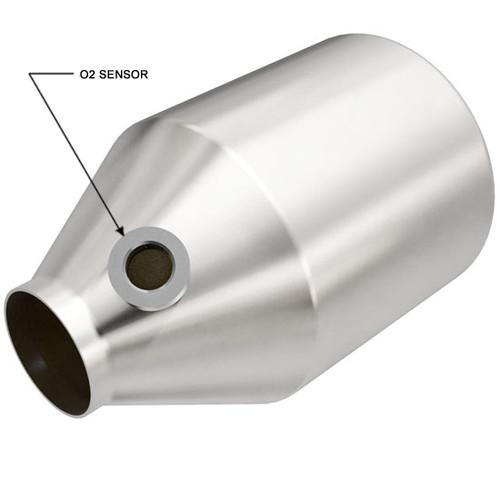Magnaflow 332135 Universal California Pre-OBDII Catalytic Converter