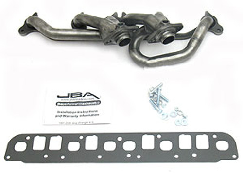 Jee Wrangler 2.4L Shorty Headers