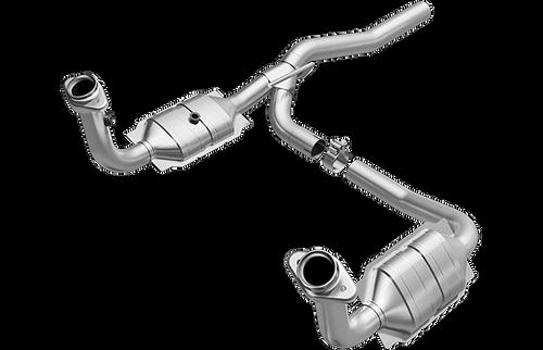 Magnaflow 51829 Dodge Direct-Fit OEM Grade Catalytic Converter Federal (Exc.CA)