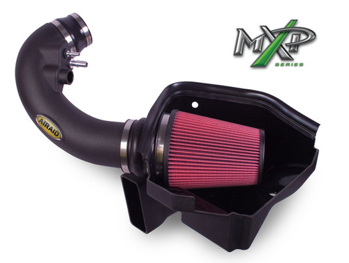 AIRAID 450-264 Ford Mustang Cold Air Intake Kit-Dry Red Filter