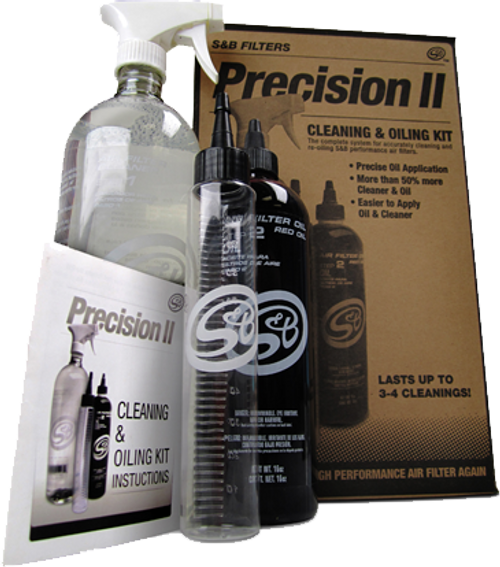 Precision II: Cleaning & Oil Kit