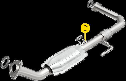 Magnaflow 447976 Toyota Direct-Fit California Catalytic Converter OBDII