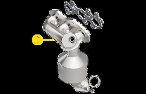 Magnaflow 52017 | LEXUS RX450H, TOYOTA HIGHLANDER | 3.5L | Driver Side | Catalytic Converter-Direct Fit | OEM Grade EPA