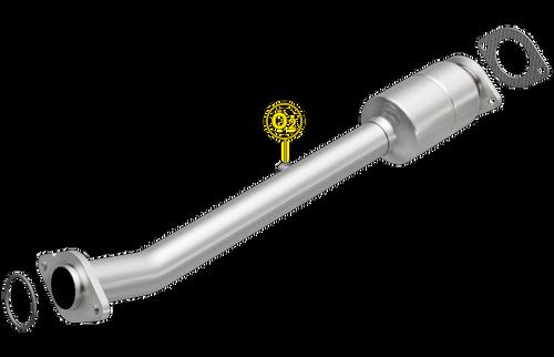 Magnaflow 559216 | Nissan | X-Terra, Pathfinder, Frontier | 4.0L | Passenger Side | Rear | Direct-Fit California Legal Catalytic Converter OBDII