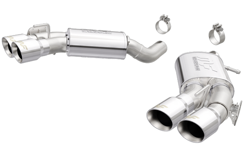 Magnaflow 19336 | Chevrolet Camaro SS | 6.2L | Axle-Back | Street Series Stainless  Performance Exhaust System