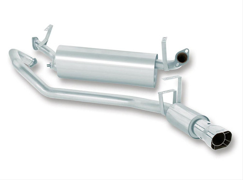 1998-2007 LX-470 Landcruiser Cat Back Exhaust