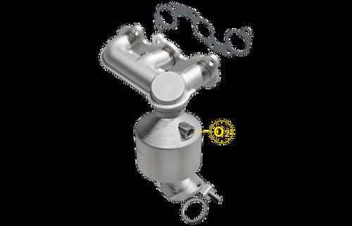 Magnaflow 452468 | LEXUS ES300, TOYOTA AVALON/CAMRY/SOLARA | 3L | Front | Catalytic Converter-Direct Fit | California Legal | EO# D-193-124