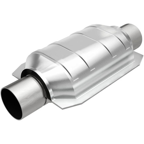 "Magnaflow 51105 | Universal Catalytic Converter | 2.25"" In/out 