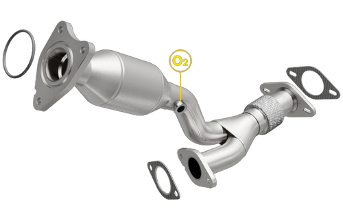 Magnaflow 52182 | CHEVROLET MALIBU, PONTIAC G6, SATURN AURA | 3.5L | Front/Rear | Catalytic Converter-Direct Fit | OEM Grade EPA