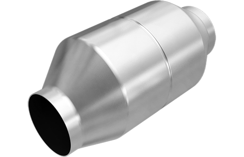 "Magnaflow 60121 | 4"" Inlet/Outlet |  Universal Diesel Catalytic Converter (exc. Ca)"