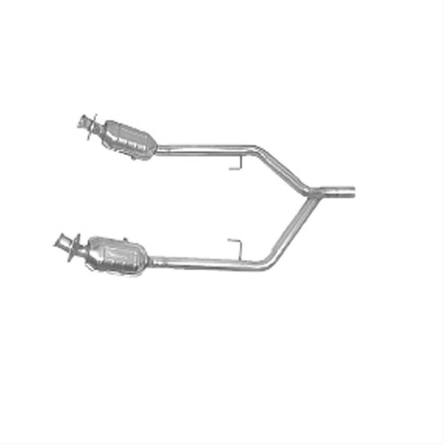 APD 34764321 | FORD MUSTANG | 4L | Catalytic Converter-Direct Fit | California Legal | EO# D-764-1