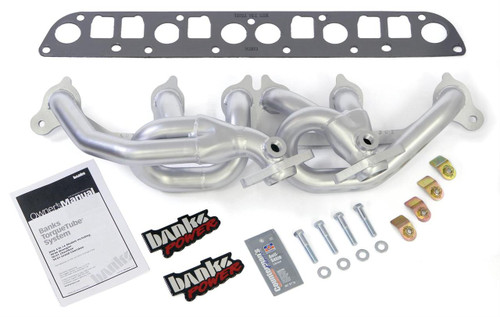 Stainless Headers-Short | 2000-2006 JEEP Wrangler Models, 2000-2001 Cherokee Models | 4.0L | California EO D-161-78