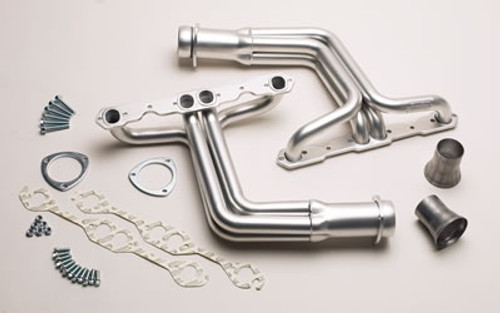 Hedman 69268 | 1960-1966 Chevrolet C-10 | Gen1 Small Block | Ceramic Coated Long Tube Headers