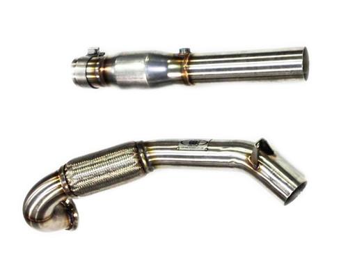 MK7 downpipe