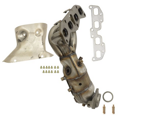 2002-2006 | California/NY Legal | NISSAN ALTIMA/SENTRA | 2.5L | Front | Catalytic Converter-Direct Fit | EO# D-280-102-1