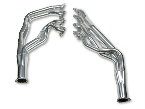 "Hooker Street Force Headers 6113 |  1966-1969 Ford Big Block Various | Silver Ceramic Coated | 1.75"" Primaries, 3"" Collector"
