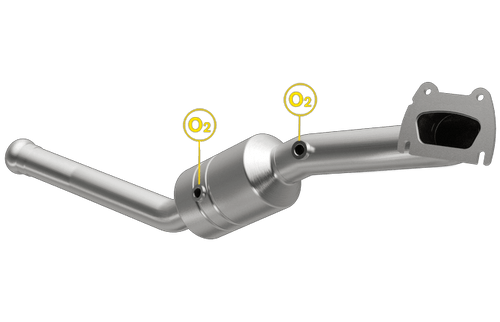 Magnaflow 49723 | Dodge Durango/Jeep Grand Cherokee | 3.6L | Driver Side | Direct-Fit OEM Grade Catalytic Converter Federal (Exc.CA)