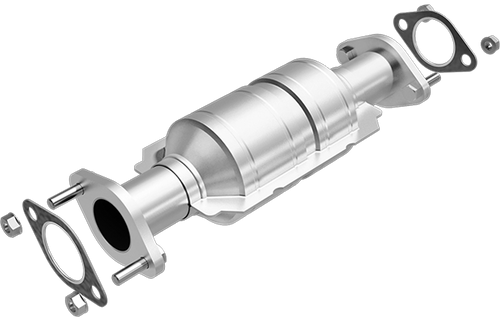 Chevrolet/Pontiac , AVEO/AVEO5/G3 | 1.6L | Rear | Direct-Fit California Catalytic Converter