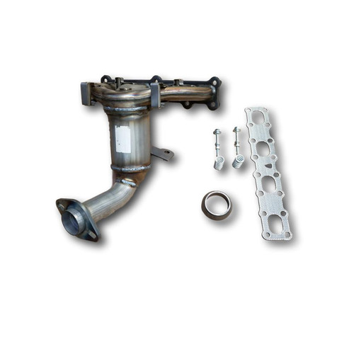 2007-2017 | Dodge Caliber | Jeep Compass/Patriot | 2.4L | 4WD only | Catalytic Converter with Integrated Manifold | Direct Fit | OEM Grade EPA