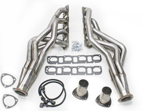 Dodge Ram 5.7L Hemi Stainless Long Tube Headers with CrossOver Y Pipe 2009,2010,2011,2012,2013,2014,2015,2016
