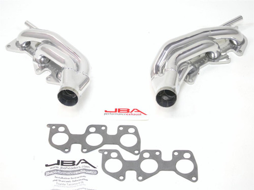 2012-2015 Toyota Tacoma | 4.0L | Stainless Ceramic Coated Shorty Headers |JBA 2035S-2JS