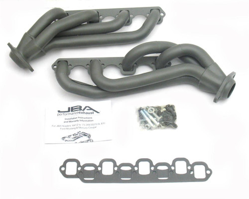 1968-1973 Ford Mustang 289,302 ( Stainless) Shorty Headers_JBA 1650-S ( except P Heads)