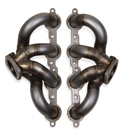 2005-2013 CORVETTE C6 HOOKER BLACKHEART SHORTY HEADERS W/MERGE COLLECTOR - STAINLESS