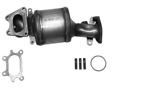 HONDA ODYSSEY ( 2006-20007 All, 2008-2010 EX/LX Only)/PILOT/RIDGELINE, ACURA MDX | 3.5L,3.7L | Bank 1 | Rear Manifold | Catalytic Converter-Direct Fit | California/Ny Legal | D-798