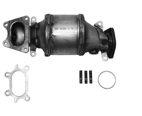 HONDA ODYSSEY ( 2006-20007 All, 2008-2010 EX/LX Only)/PILOT/RIDGELINE, ACURA MDX | 3.5L,3.7L | Bank 2 | Front Manifold | Catalytic Converter-Direct Fit-California/NY/ME Legal EO D-798