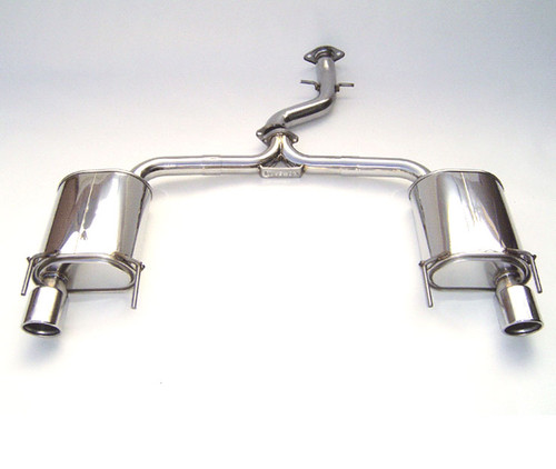 Invidia HS06LISGT3 | Lexus is350, is250 | Stainless Performance Exhaust System