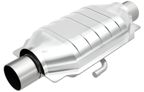 "Magnaflow 3321016 | 2.50"" Inlet/Outlet 