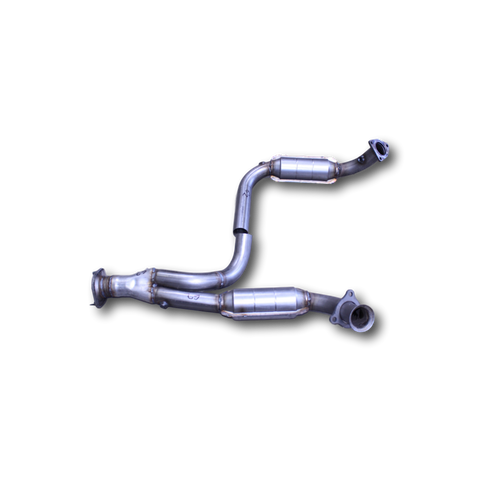 CHEVROLET SILVERADO 1500/SILVERADO 2500/SUBURBAN 1500/TAHOE, GMC SIERRA 1500/SIERRA 2500/YUKON/YUKON XL 1500 | 4.8L/5.3L | Catalytic Converter-Direct Fit | California Legal | EO# D-193-100